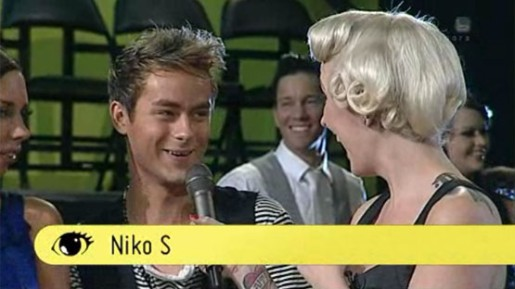 Niko S Extran vieraana. Big Brother 2010